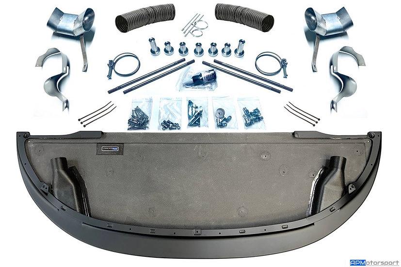 Megane III RS-R Carbon Front Splitter
