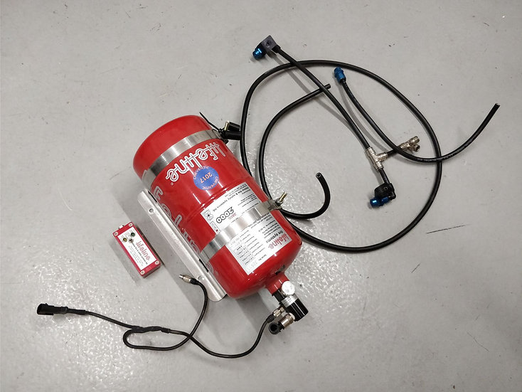 Clio IV Cup Fire Extinguisher