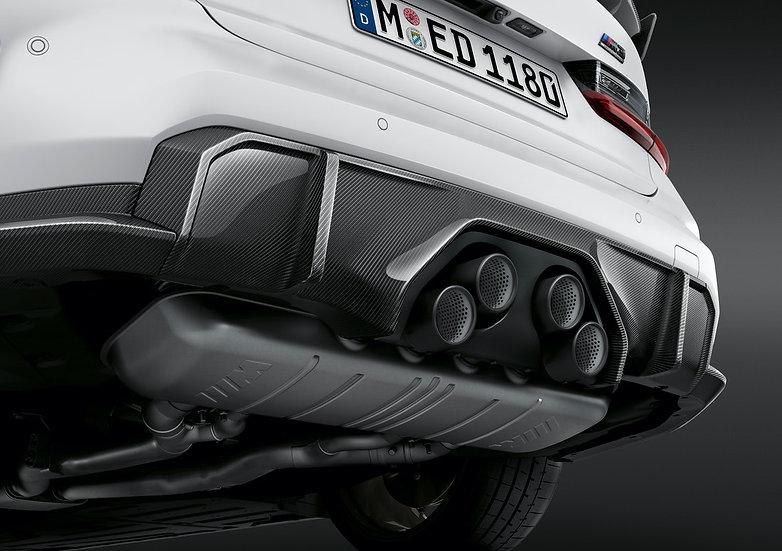 G80/ G82 M3 & M4 - M Performance Carbon Rear Diffuser