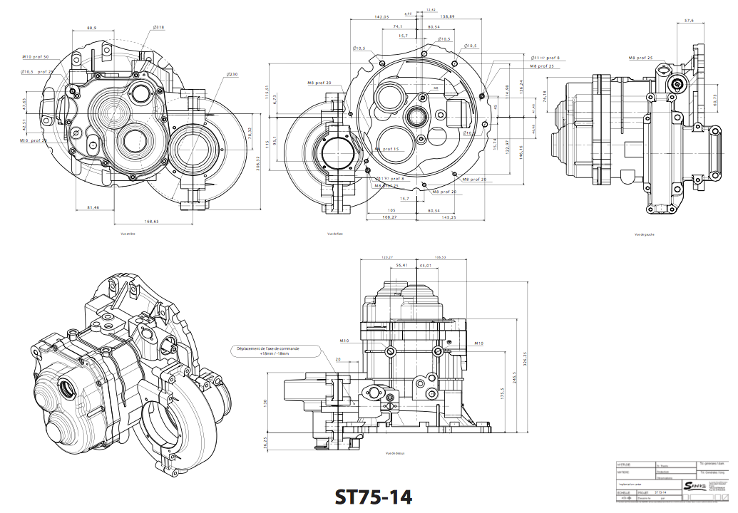 Ats Sequential With Clutch