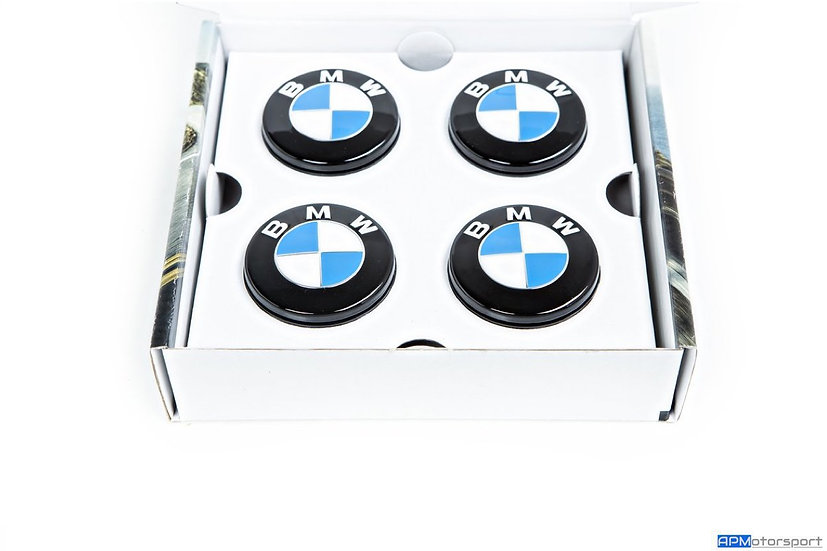 BMW Floating Wheel Centre Cap set 65mm