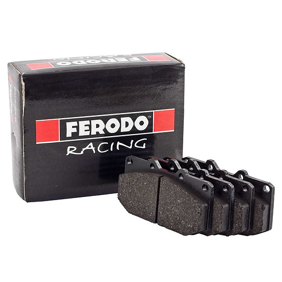 Ferodo DS2500 Rear Pads - Clio 3 RS/ Megane 2 & 3 RS/ Clio 4 RS - FCP1491H