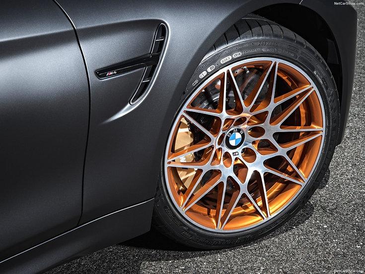 BMW M4 GTS Wheels - Forged