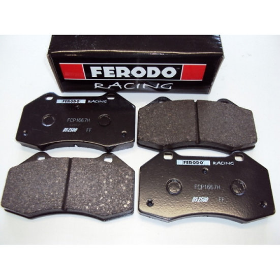 Ferodo DS3000  Front Pads - Clio 3 RS/ Megane 2 RS - FCP1667R
