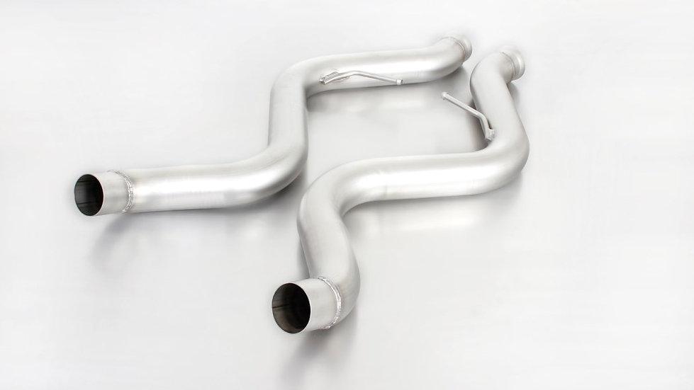 E92 M3 - Remus Racing Tubes
