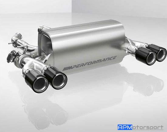 M2 Competition M Performance Exhaust