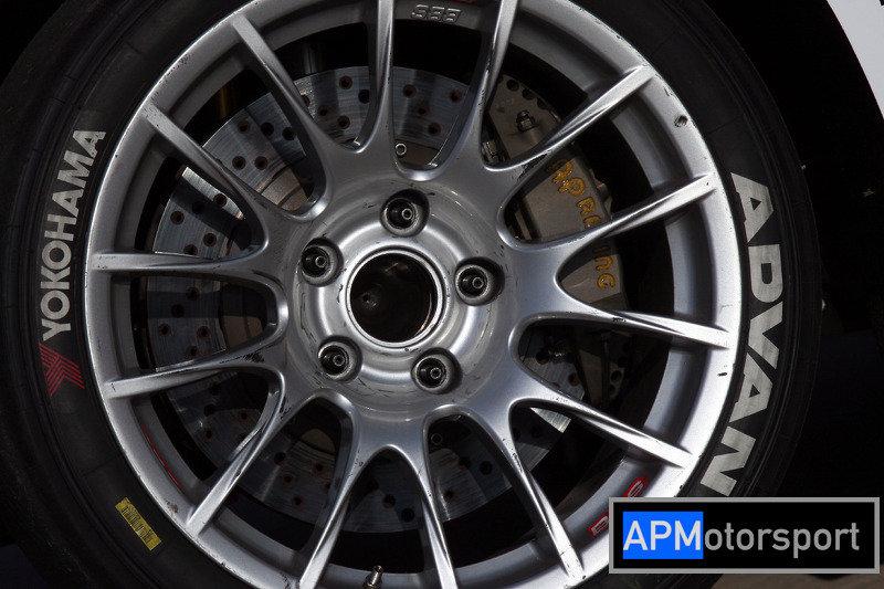 BMW Motorsport WTCC E90 BBS Wheels