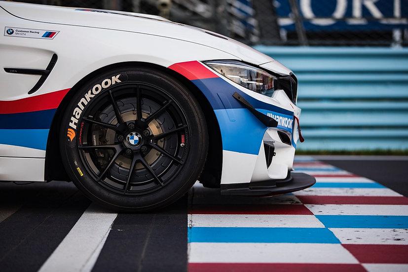 BMW M4 GT4 Motorsport Wheels