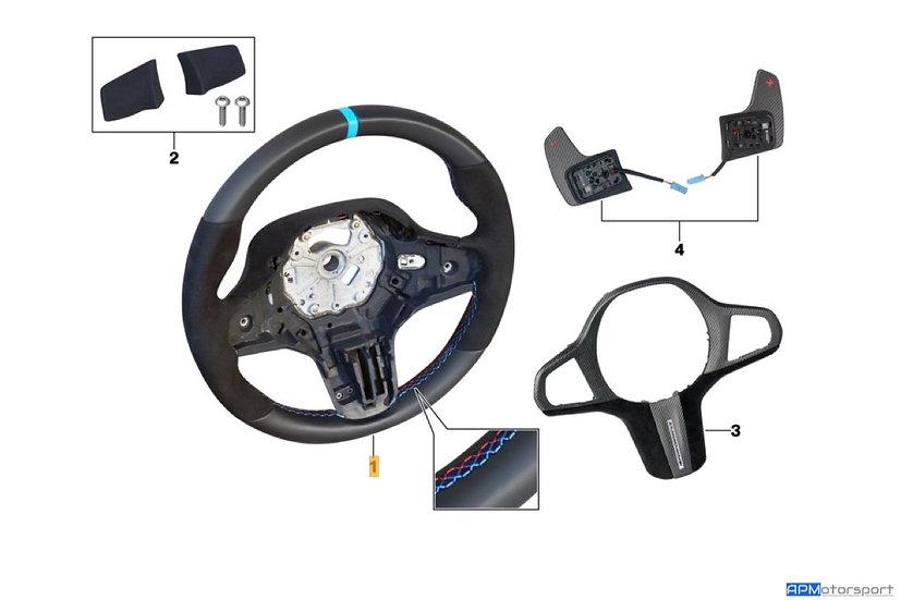 G80/ G82 M3 & M4 - M Performance Steering Wheel & Carbon Trim