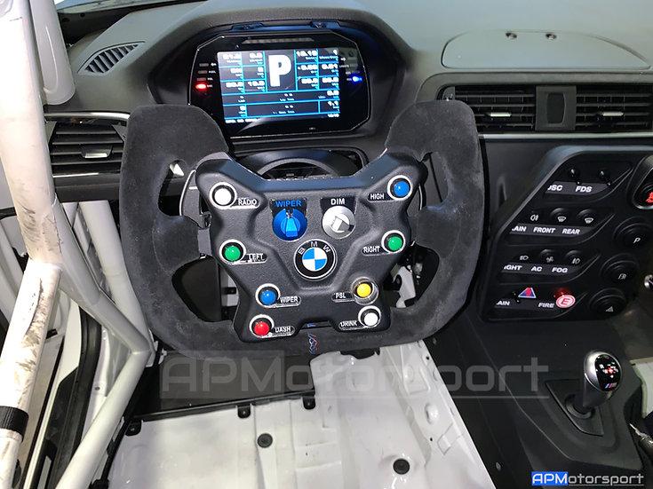 BMW M2 CS Racing - Steering Wheel