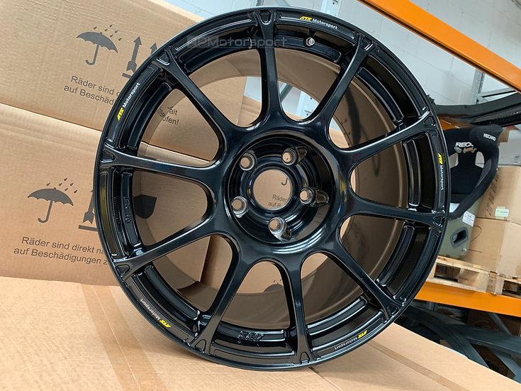 4x ATS GTR 9.5J x18 / 11J x 18 - BMW FITMENT
