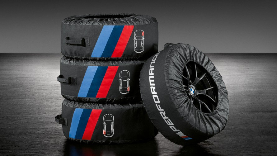 BMW M Performance Wheel/ Tyres Bags