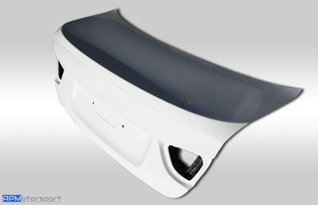 BMW E90 WTCC Carbon Rear Boot