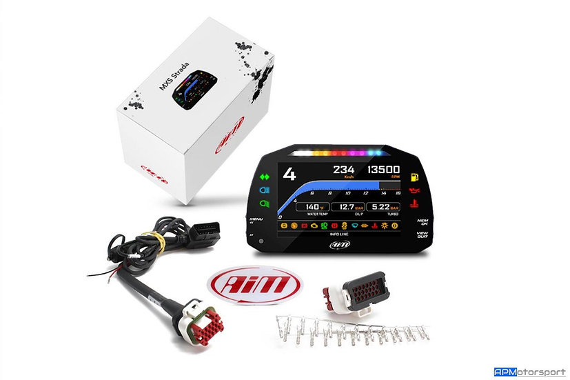 "MXS IVA Compliant 5"" Plug & Play Dash Kit"