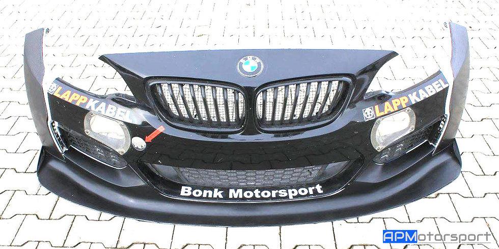 BMW M235i Racing R Splitter Lip