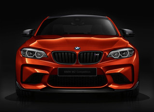 We will finally see the BMW M2 Competition in April 2018