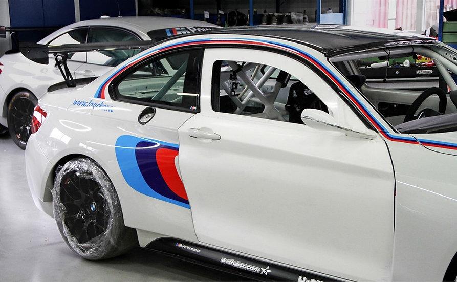 BMW M2/ M235i Carbon Doors