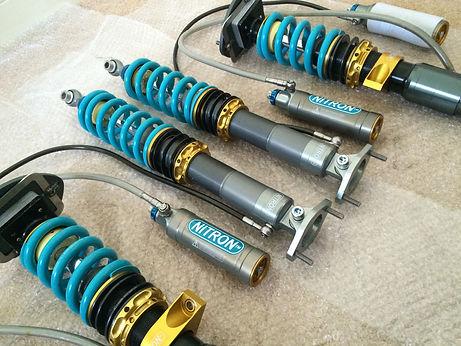 bmw m3 e46 csl nitron shocks