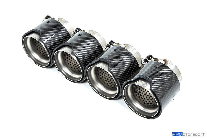 BMW M Performance Exhaust Tips