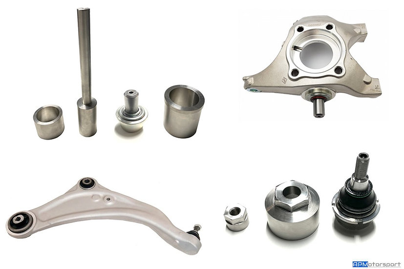 Ball Joint Tool Sets - Clio 3/ Megane 3 & 4 RS