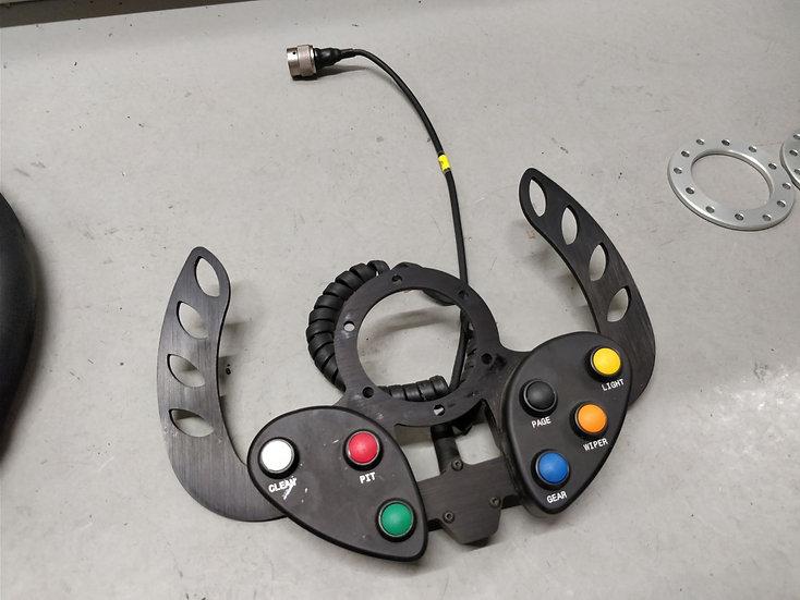 Clio IV Cup Steering Wheel Controls