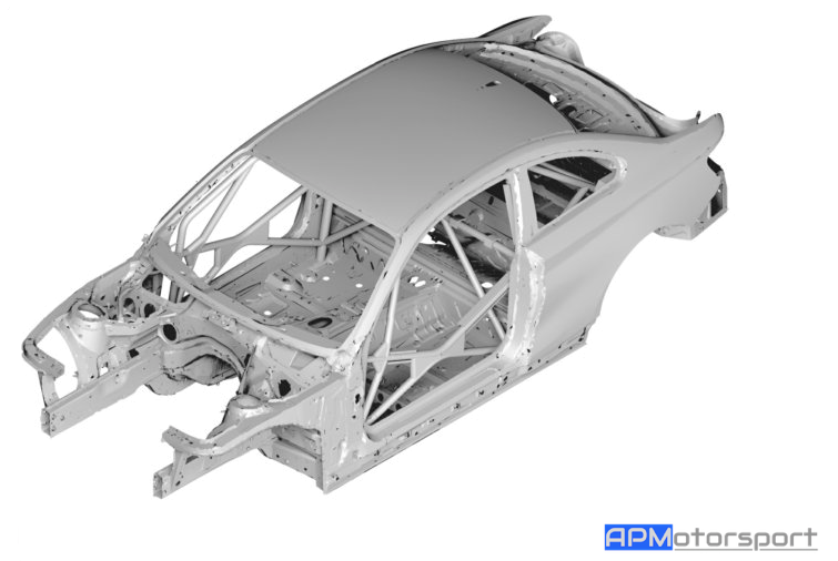 BMW M235i Racing Bodyshell