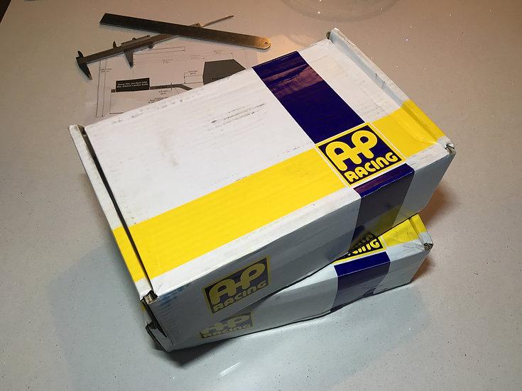 AP Racing Pro 5000R - CP9668 25mm