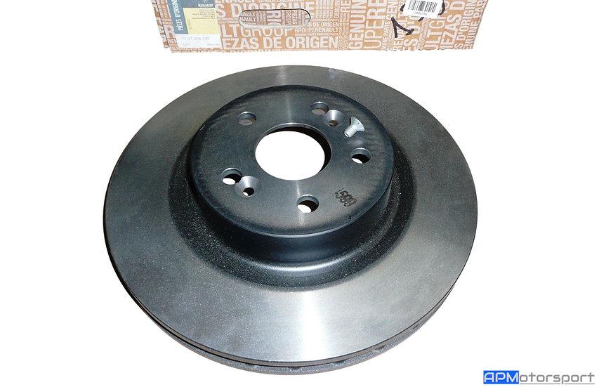 Megane 2 RS Cup Front Discs - Plain