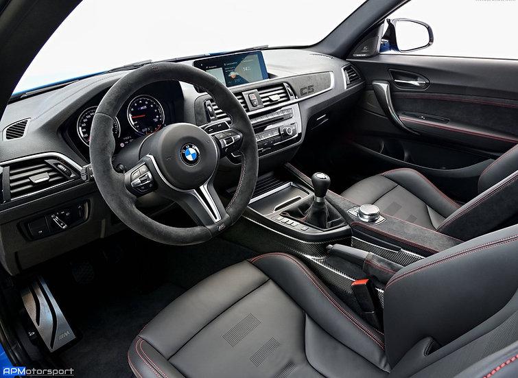 BMW M2 CS Carbon Centre Console
