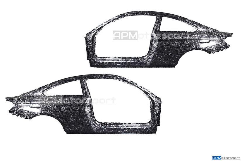 F82 M4 Carbon Rear Side Panel