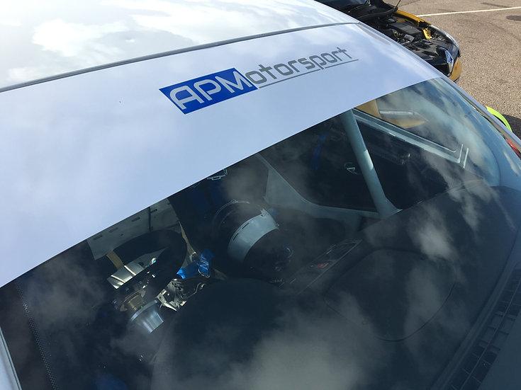 APM Windscreen Sunstrip