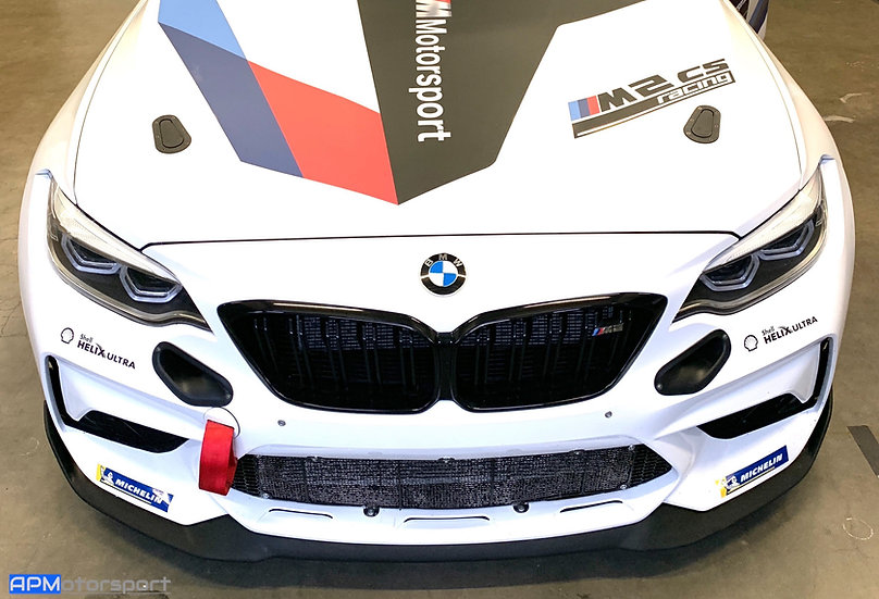 BMW M2 CS Racing - Front Splitter
