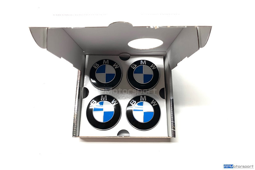 BMW Floating Wheel Centre Caps - 65mm