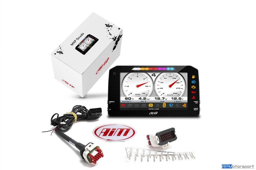 "MXP IVA Compliant 6"" Plug & Play Dash Kit"