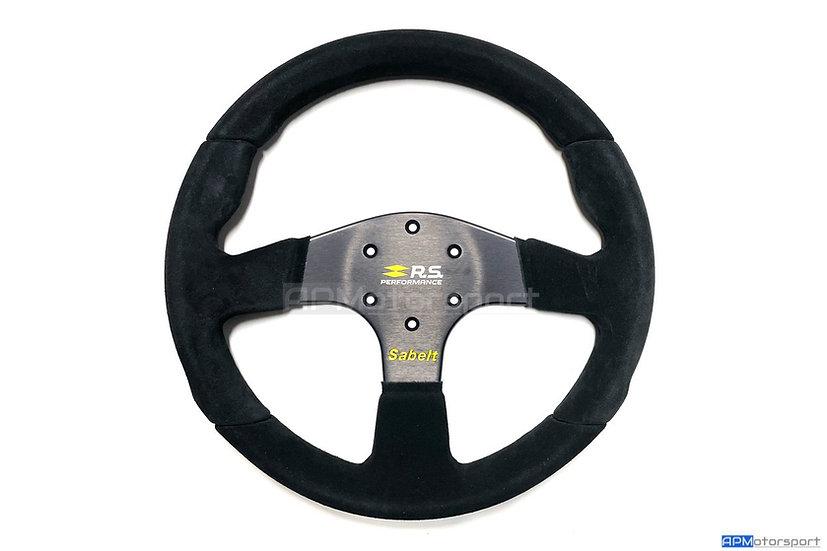 Renault RS Performance Sport Sabelt Steering Wheel 330mm