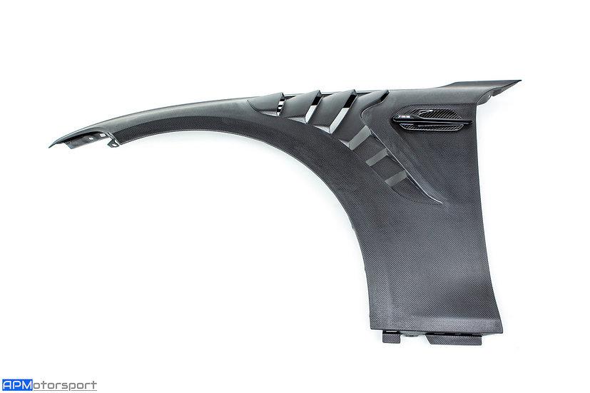 Alpha-N F87 M2 Carbon Front Fender Set