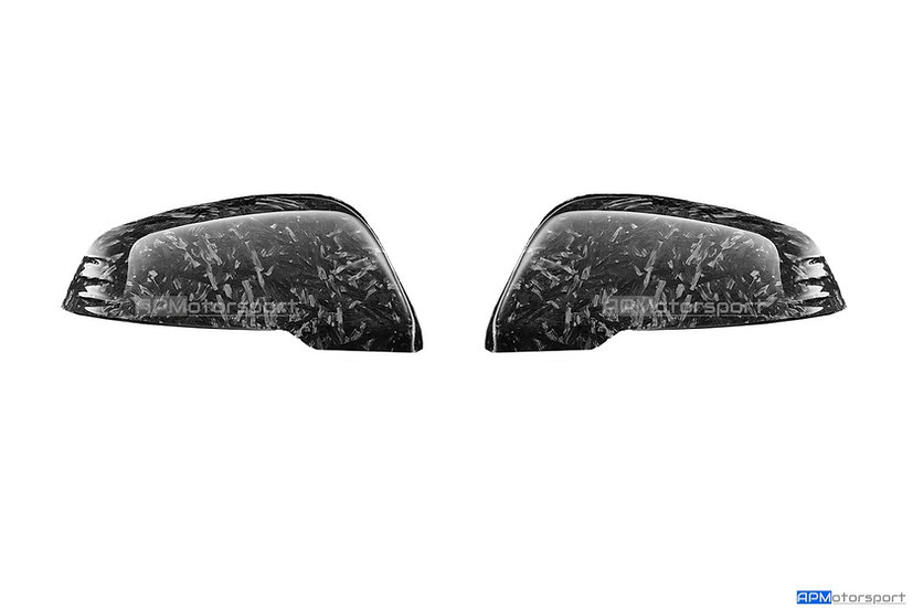 F40 M Performance Forged Carbon Wing Mirror Set