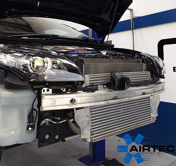 Airtec Intercooler Stage-2 - Megane 3 RS