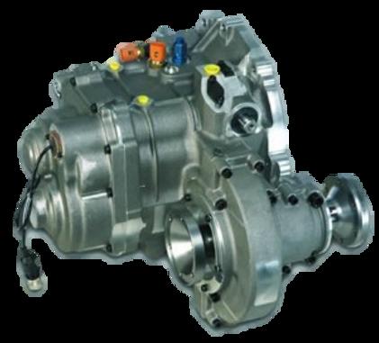 Sadev ST-75 Sequential Gearbox | apmotorsport