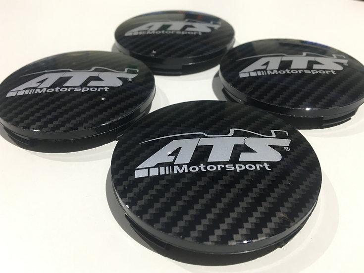 ATS GTR Wheel Centre Caps