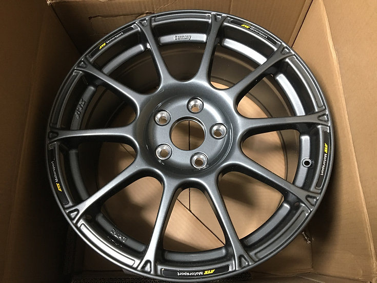4x ATS GTR 17 x 8J - Clio 3 RS