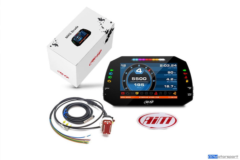 "MXG IVA Compliant 7"" Plug & Play Dash Kit"
