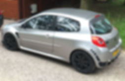 clio 3 cup racer x85