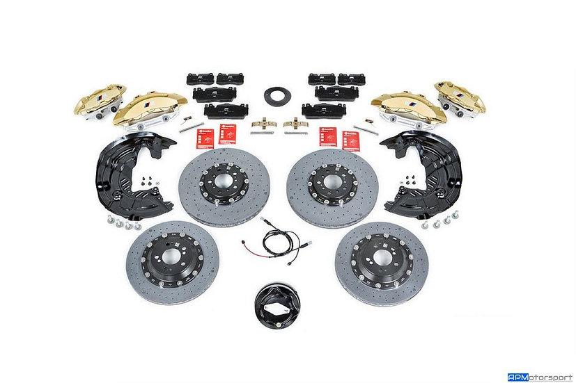 BMW F8X M3 / M4 Carbon Ceramic Brake Retrofit Kit