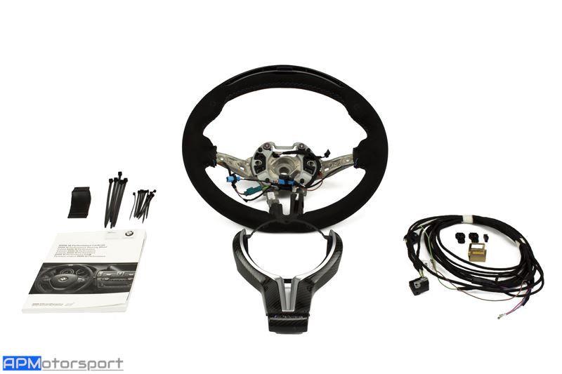 BMW M Performance Steering Wheel - Race Display - M3/M4