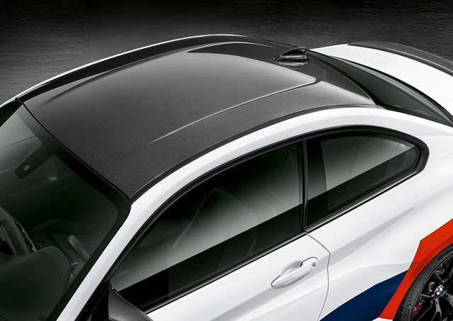 BMW M2 M Performance Carbon Roof Panel