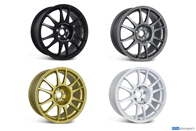EVO Corse Sanremo Race/ Rally Wheels