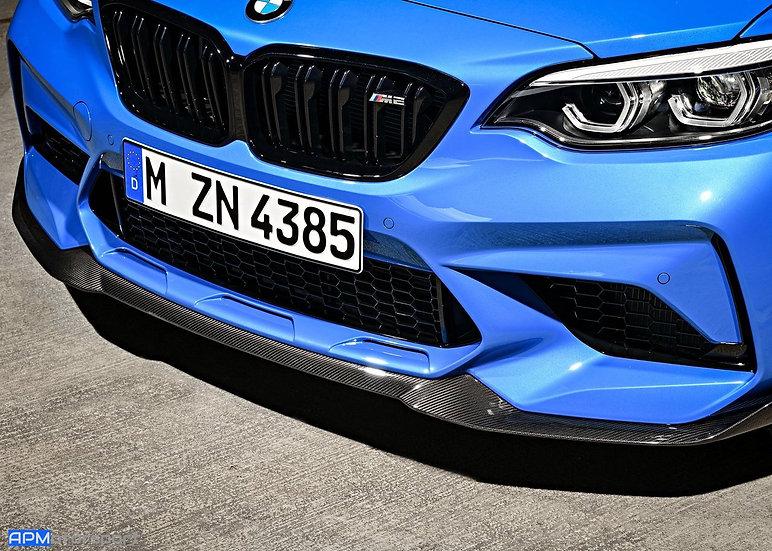 BMW M2 CS Carbon Front Splitter Lip