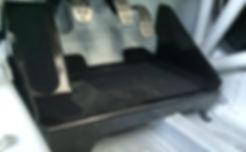 clio carbon fibre footrest pedals