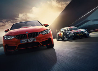 BMWs M4 DTM Gets our Vote!